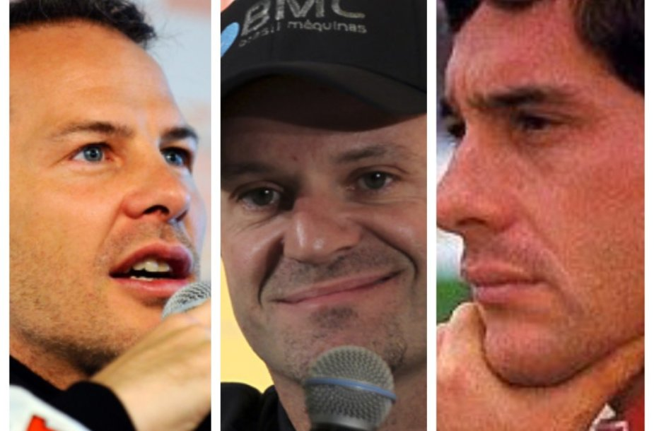 Formulės-1 lenktynininkai