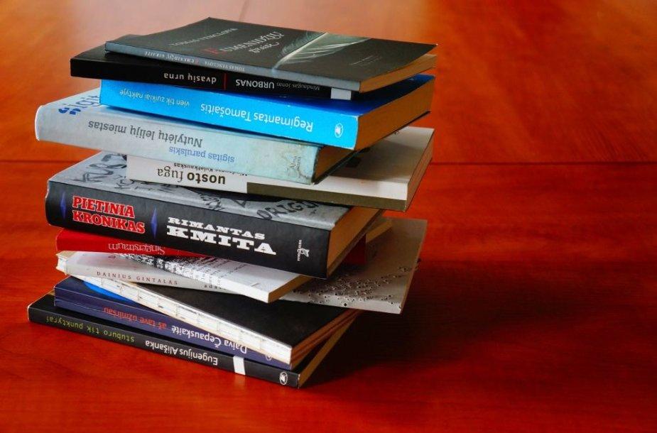 Kūrybiškiausių knygų dvyliktukas
