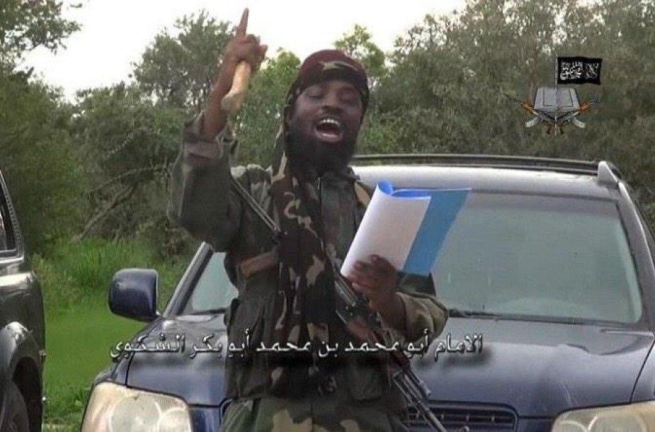 """""""Boko Haram"""" lyderis"""