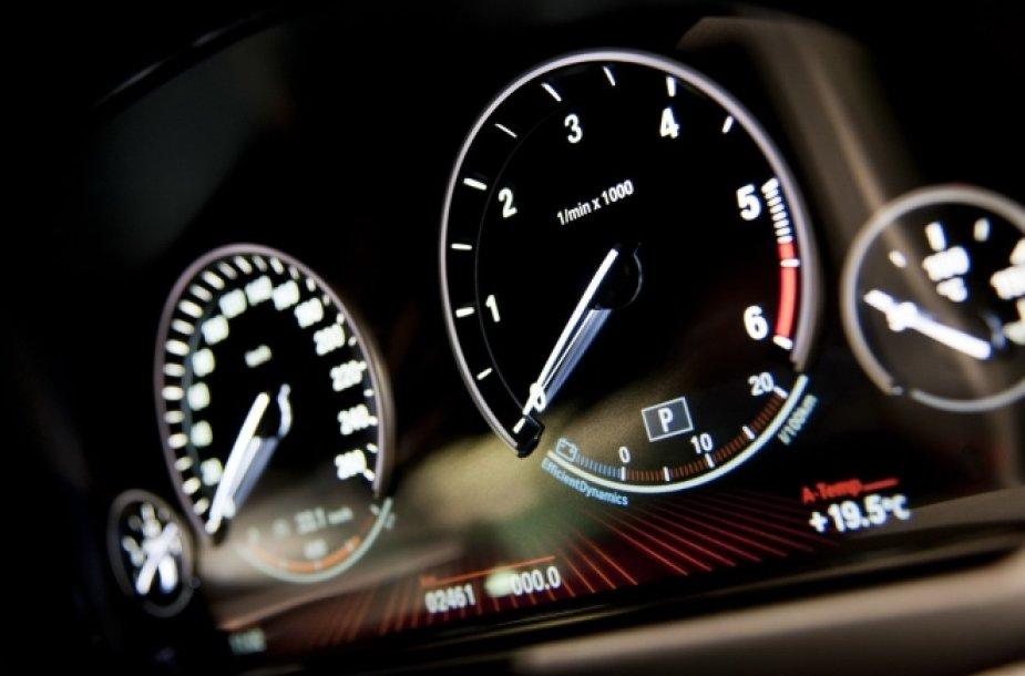 """BMW M550d """"xDrive"""""""