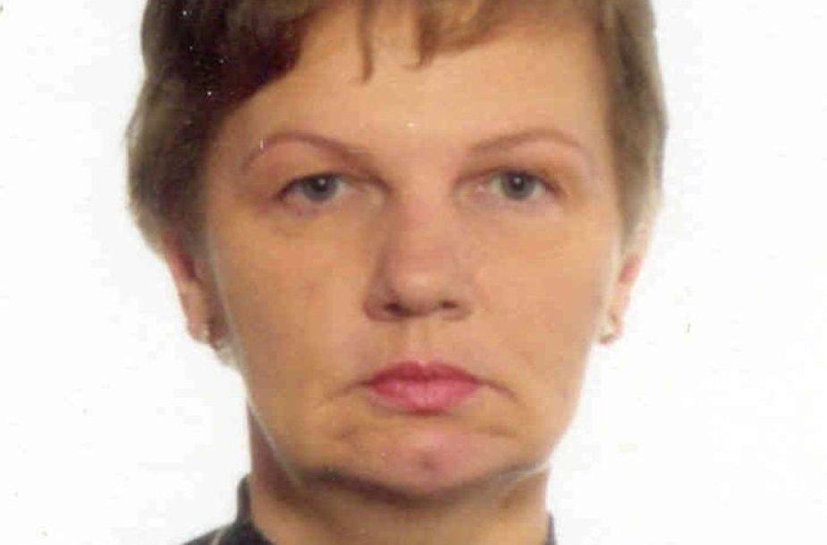 V. Lapėnienė