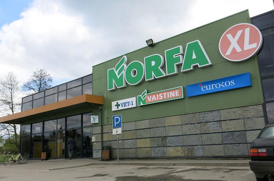 """Tauragės rajono apylinkės teismo sprendimu """"Norfos"""" prekybos centras pirkėjai turės atlyginti moralinę žalą"""