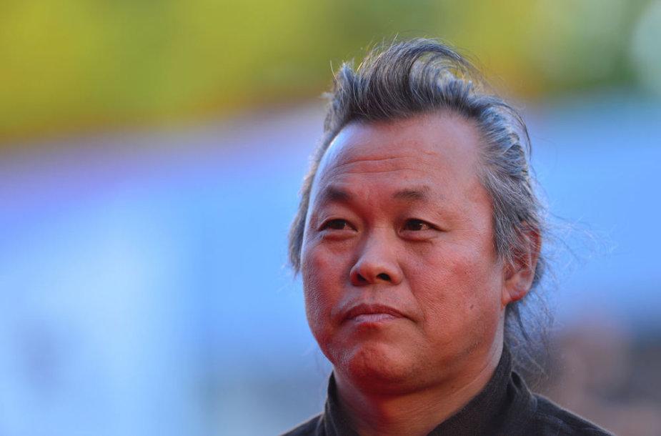 Pietų Korėjos režisierius Kim Ki-Dukas