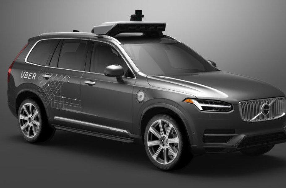 "Autonominis ""Volvo XC90"""