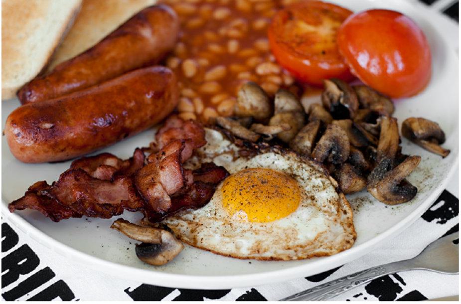Angliški pusryčiai