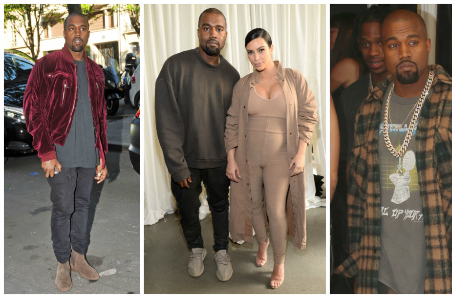 Reperis Kanye Westas išrinktas stilingiausiu metų vyru