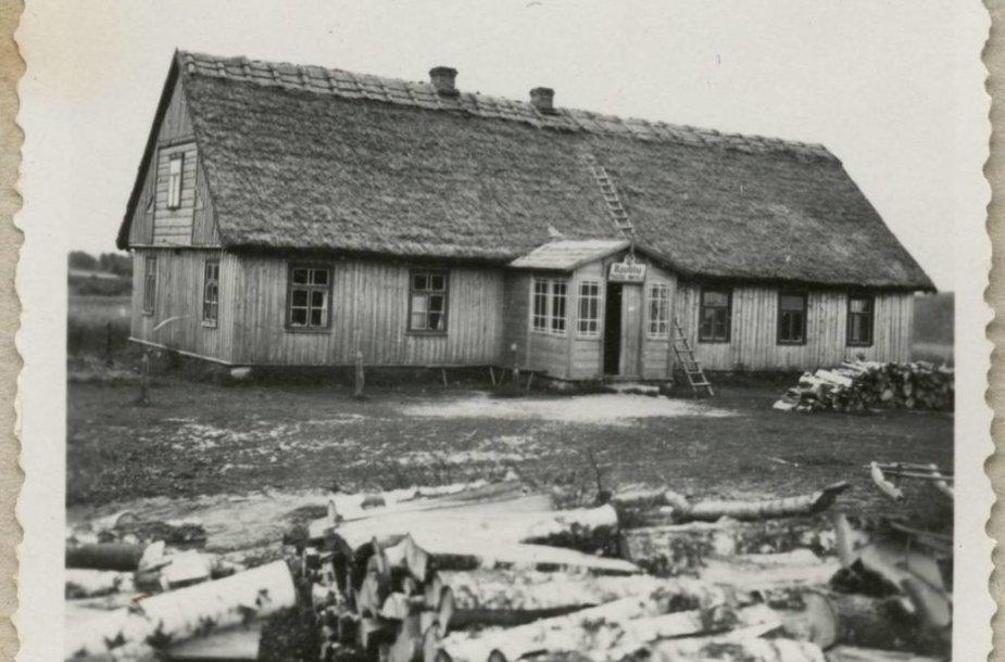Baublių kaimo pradžios mokykla