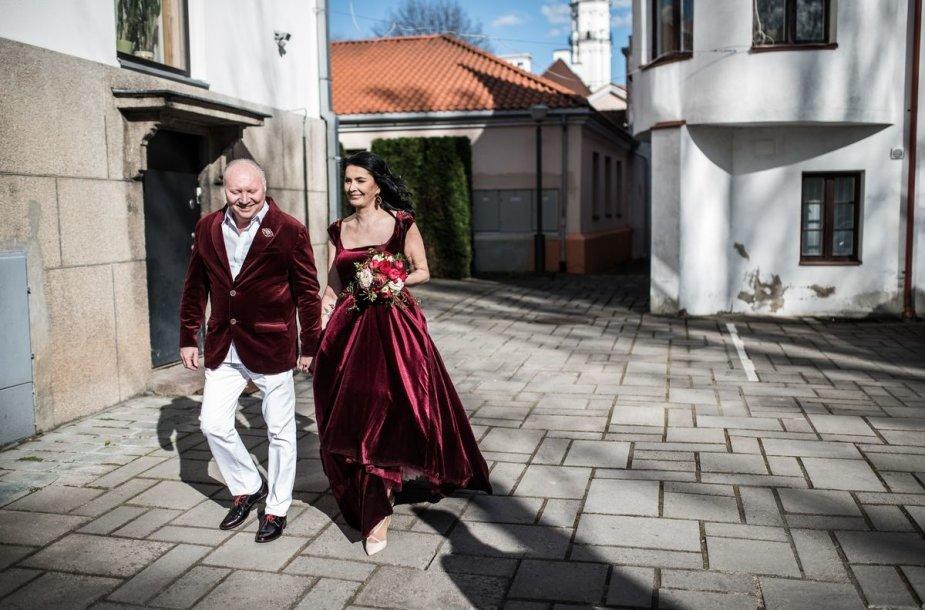 Rima ir Aleksandras Ivanauskai