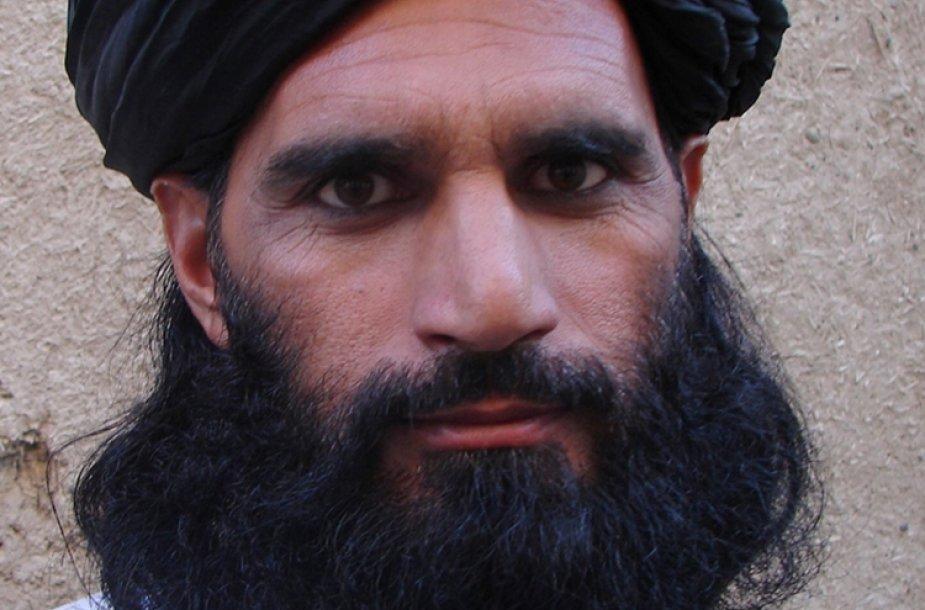 Pakistano talibų vadas Asmatullah Shaheenas