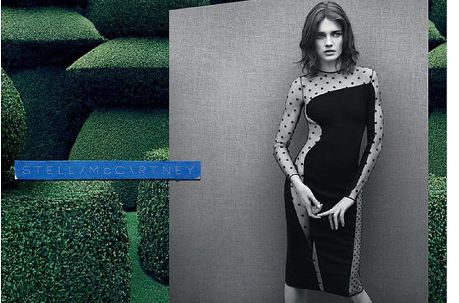 Natalia Vodianova – 2011 m. Stella McCartney kolekcijos veidas.