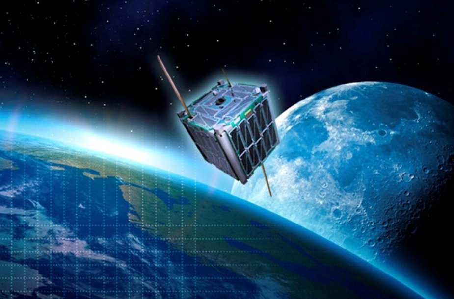 "Lietuviškasis palydovas ""LitSat-1"""