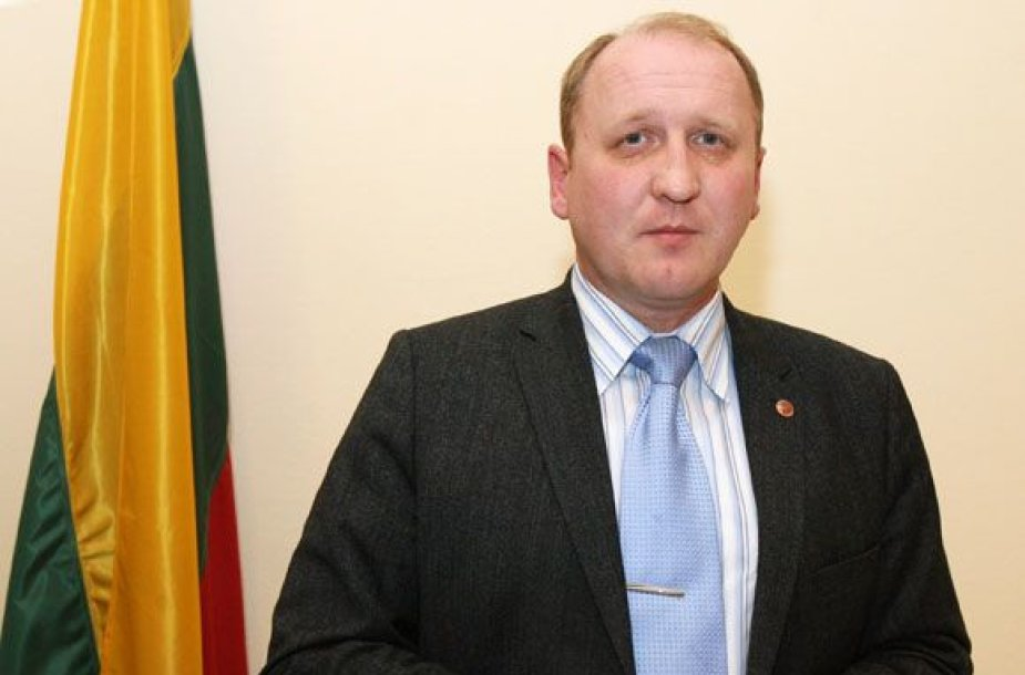 Teisėjas Vitalijus Kondratjevas