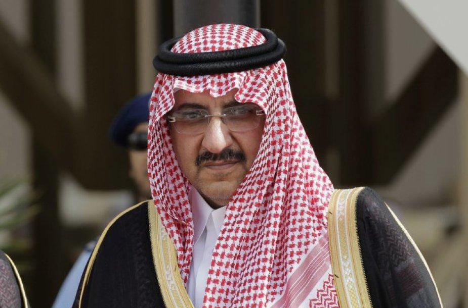 Mohammedas bin Nayefas