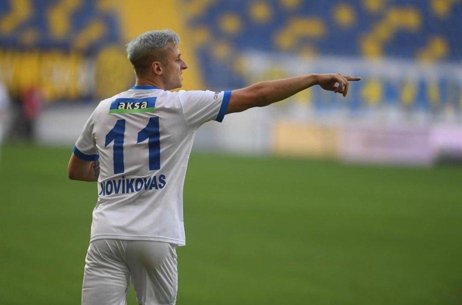 Arvydas Novikovas