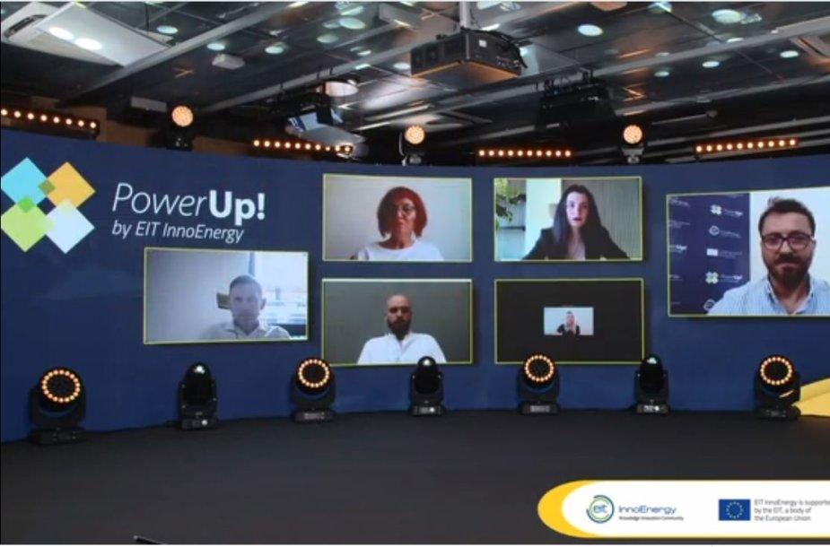 EIT InnoEnergy 2020 PowerUp! jury