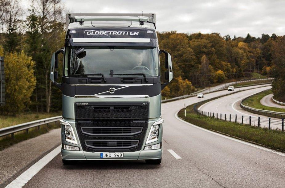"""Volvo Trucks"" servisas"