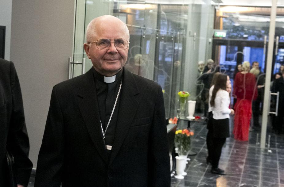 Arkivyskupas Sigitas Tamkevičius
