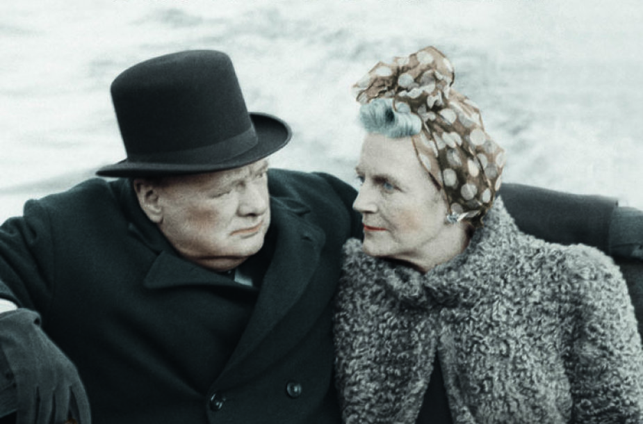 "Knyga ""Clementine Churchill: pirmosios ledi gyvenimas ir karai"""