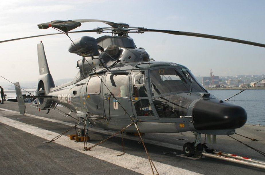 "AS365 F ""Dauphin"" sraigtasparnis"