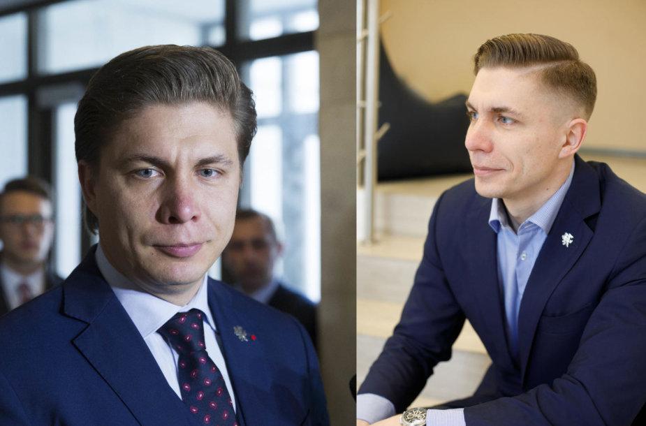 Buvusio ūkio ministro, išrinktojo Jonavos mero pokyčiai: atsikratė 12 kilogramų, pakeitė šukuoseną