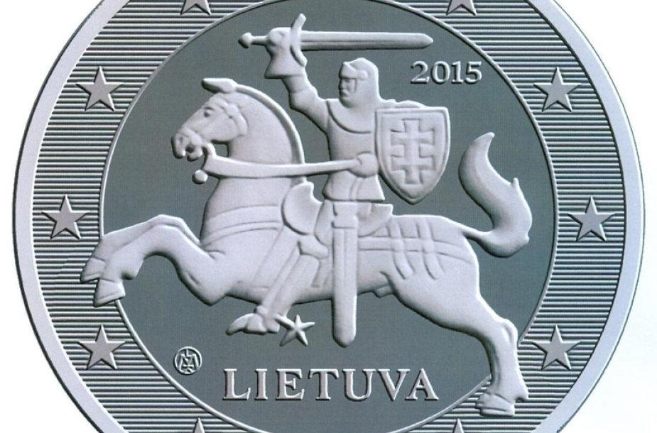 10 20 50 euro centų aversas
