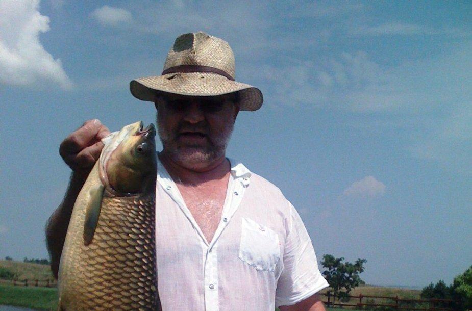 Mano didžiausia žuvis
