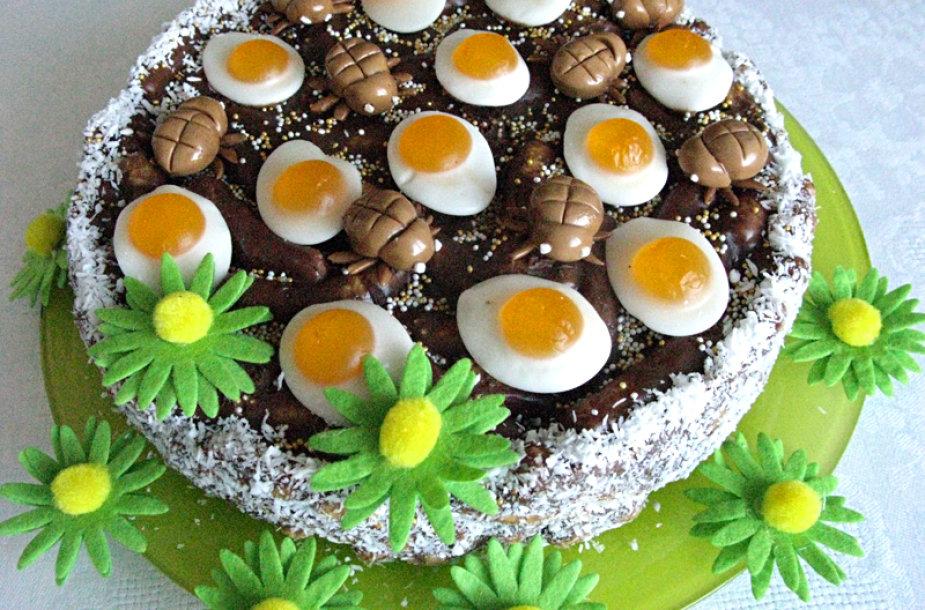 Irisinis tortas