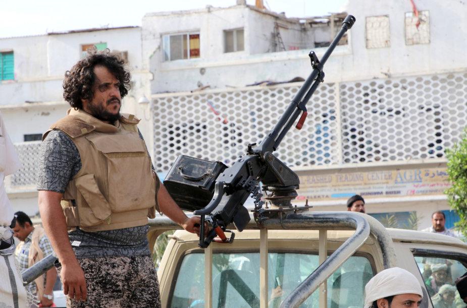 Jemeno separatistai