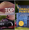 Knygų TOP 11: kokius kūrinius pasirinkti vasaros atostogoms?