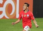 """""""Copa America"""": pirmą įvartį per 5 mėnesius įmušė Alexis Sanchezas"""