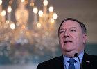 """M.Pompeo ragina Irano lyderius užbaigti """"teroristinę įkaitų grobimo kampaniją"""""""