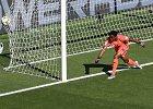 Pasaulio futbolo čempionate – šiurkšti vartininkės klaida