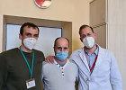 COVID-19 įveikęs joniškietis atvyko padėkoti Šiaulių medikams už išgelbėtą gyvybę