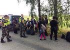 Ignalinos rajone pasieniečiai sulaikė 20 iš Afganistano ir Irako atklydusių žmonių