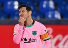 """L.Messi ir """"Barcelona"""" pirmoji sezono nesėkmė – Madrido priemiestyje"""