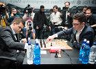 Akistata dėl pasaulio šachmatų karūnos prasidėjo lygiosiomis po 7 valandų kovos