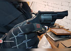 Vilniuje įkliuvo ginkluotas vairuotojas, po kratos jo namuose rastas nelegalus arsenalas