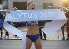 """Olimpinį normatyvą įvykdžiusi B.Virbalytė: """"Norisi rėkti, šaukti, esu be galo laiminga"""""""