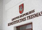 Konstitucinis Teismas: privačių mokyklų vadovams nebūtini tokie pat reikalavimai