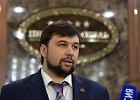 Donecko separatistų lyderis: Kijevui nebus perleista sienos su Rusija kontrolė