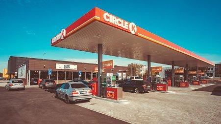 """""""Circle K"""""""