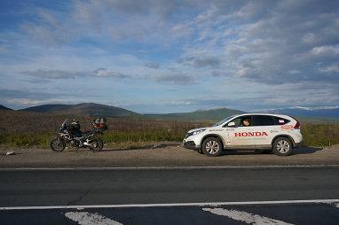 23 tūkst. km Rusijoje