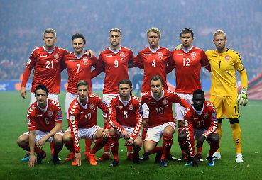 Danijos futbolo rinktinė