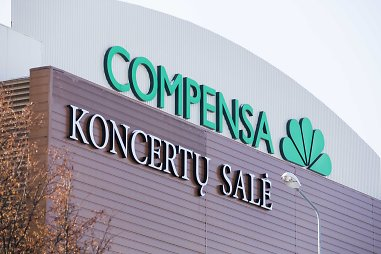 """Compensa"" koncertų salė"