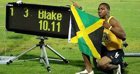 Yohanas Blake'as