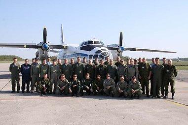 Karinių oro pajėgų Aviacijos bazė