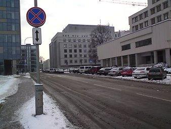 Kelių eismo taisyklės (KET)
