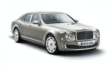 """Bentley Mulsanne"""
