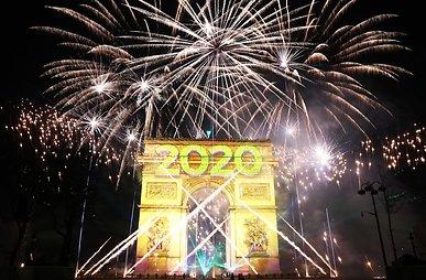 """""""2020-ųjų įvykių apžvalga"""""""