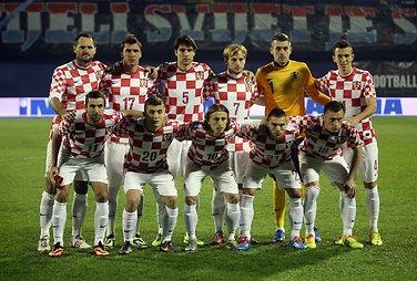 Kroatijos futbolo rinktinė